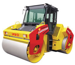 Hydraulic Double Drum Vibratory Roller